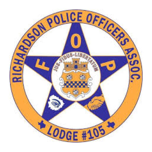 Richardson Police Association Endorsement